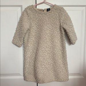 Gap winter dress 5T